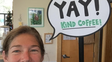 YAY! Kind Coffee located in Estes Park, CO