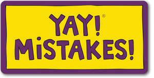 YAY! MiSTAKES! Magnet