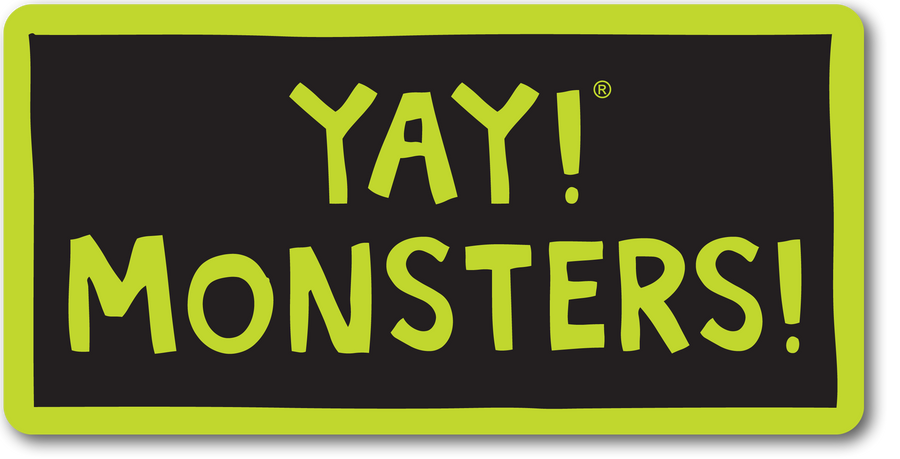 YAY! MONSTERS! Magnet