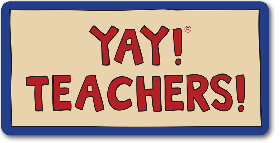 YAY! TEACHERS! Magnet