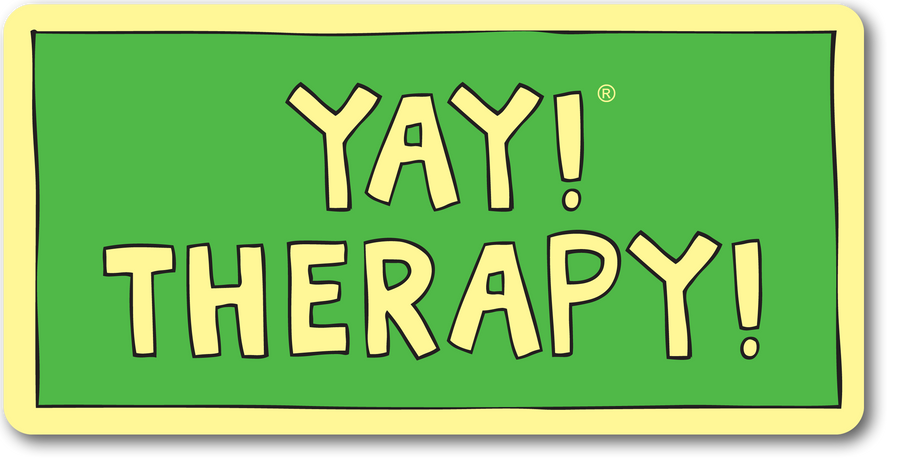 YAY! THERAPY! magnet