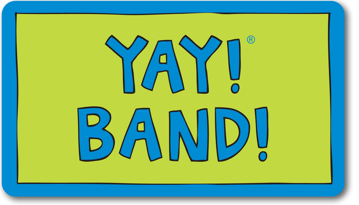 YAY! BAND! magnet