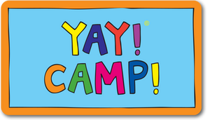 YAY! CAMP! magnet