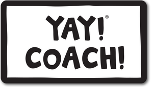 YAY! COACH! magnet