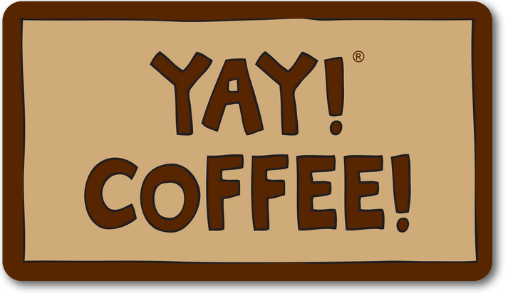 YAY! COFFEE! magnet