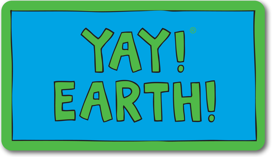 YAY! EARTH! magnet