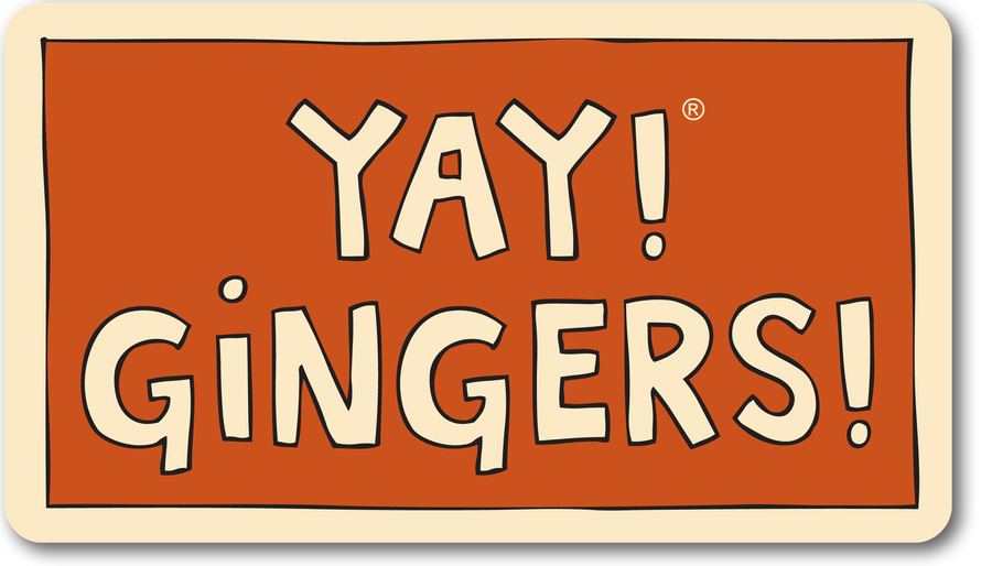 YAY! GINGERS! magnet