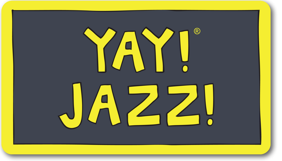 YAY! JAZZ! Magnet