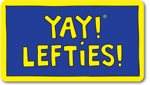 YAY! LEFTIES! magnet