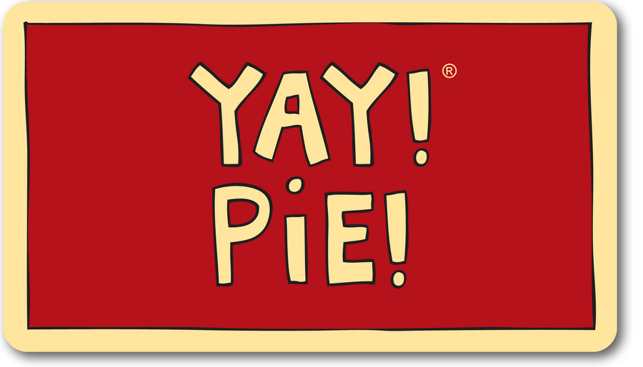 YAY! PIE! magnet