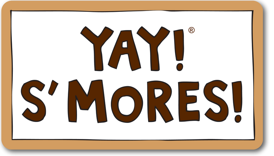 YAY! S'MORES! Magnet