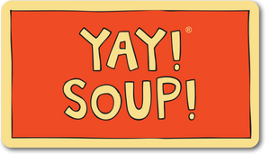 YAY! SOUP! magnet