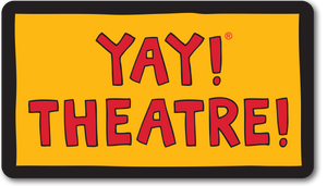 YAY! THEATRE! magnet