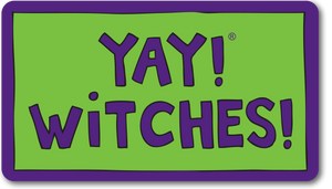 YAY! WITCHES! Magnet