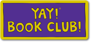 YAY! BOOK CLUB! Magnet