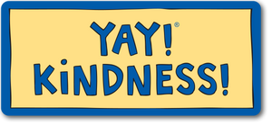 YAY! KINDNESS! magnet