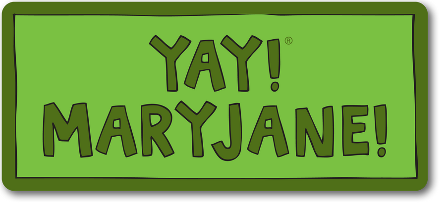 YAY! MARYJANE! magnet