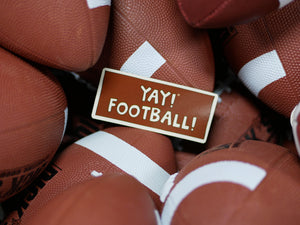YAY! FOOTBALL! magnet