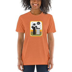 UNISEX PICTO BEEKEEPER Short sleeve t-shirt YAY T-SHIRTS