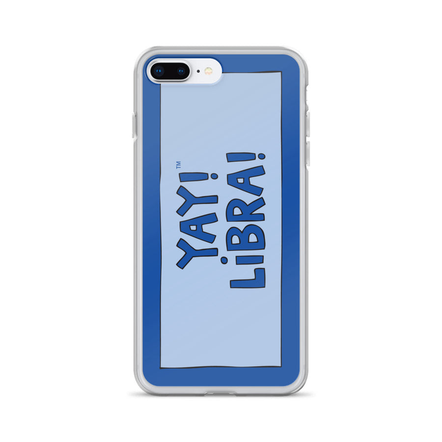 YAY! LiBRA! iPhone Case
