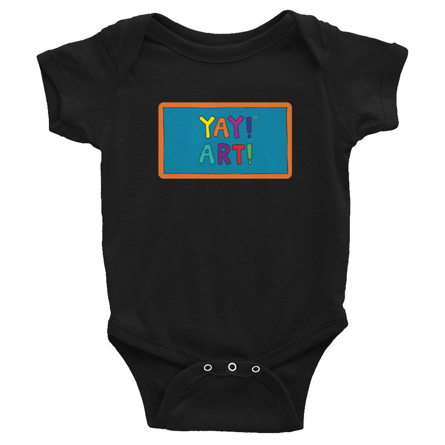 YAY! ART! Infant Bodysuit