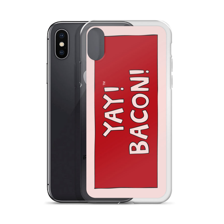 YAY! BACON! iPhone Case