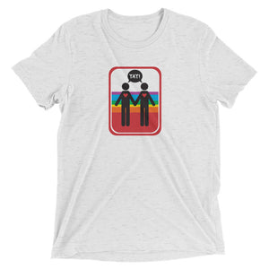 Unisex Picto Pride M+M Short sleeve t-shirt YAY T-SHIRTS