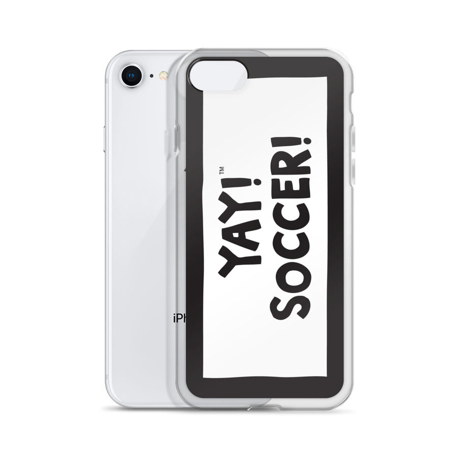 YAY! SOCCER! iPhone Case