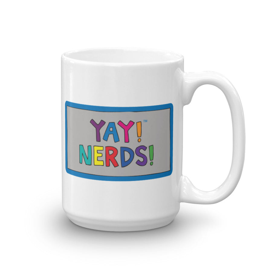 YAY! NERDS! Mug