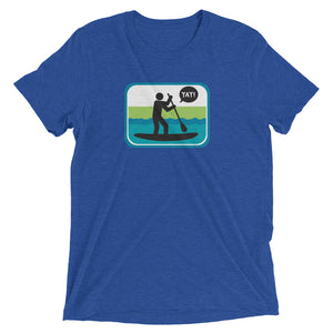UNISEX PICTO SUP Short sleeve t-shirt YAY T-SHIRTS