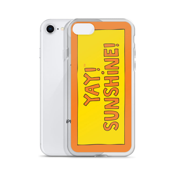 YAY! SUNSHiNE! iPhone Case
