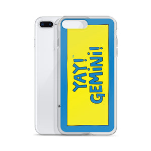 YAY! GEMiNi! iPhone Case