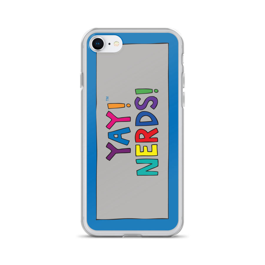 YAY! NERDS! iPhone Case