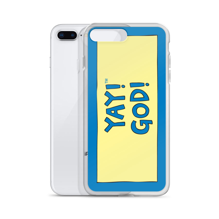 YAY! GOD! iPhone Case