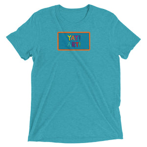 YAY! ART! Unisex short sleeve t-shirt