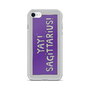 YAY! SAGiTTARiUS! iPhone Case