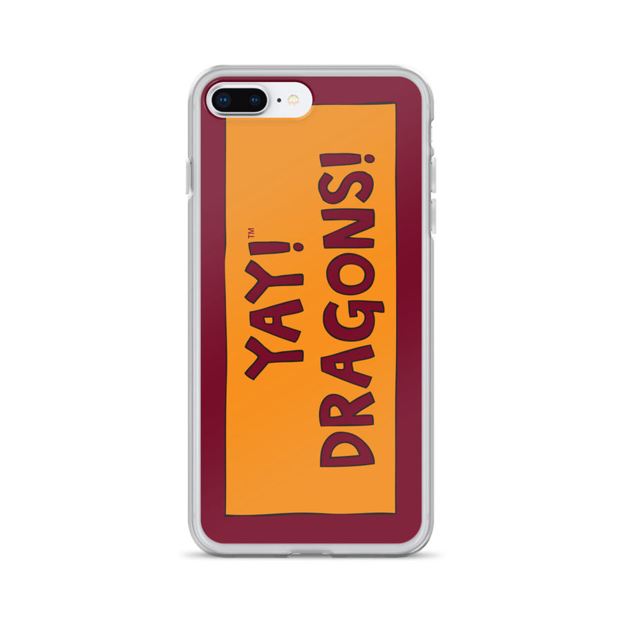 YAY! DRAGONS! iPhone Case