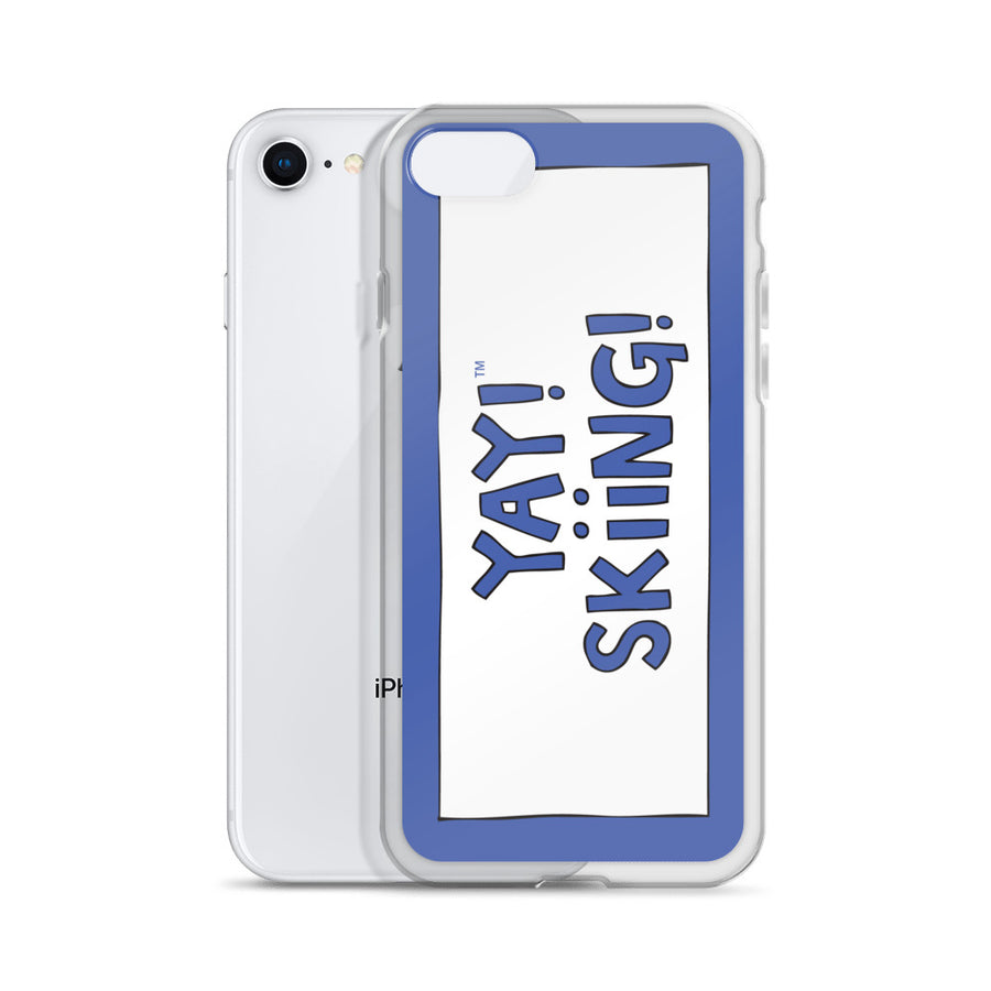 YAY! SKiiNG! iPhone Case