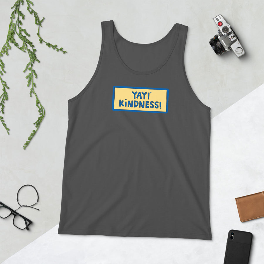Unisex YAY! KINDNESS! Tank Top