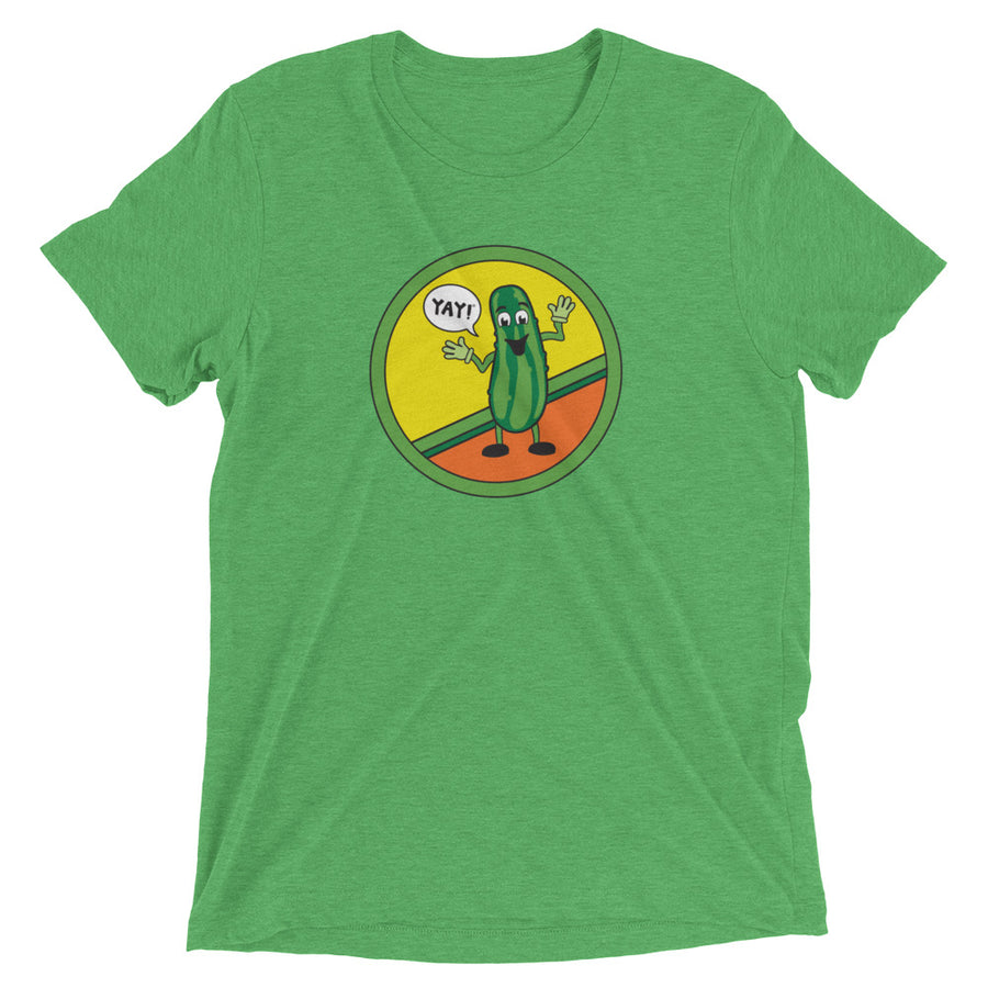 Anthro-Pickle Short sleeve t-shirt