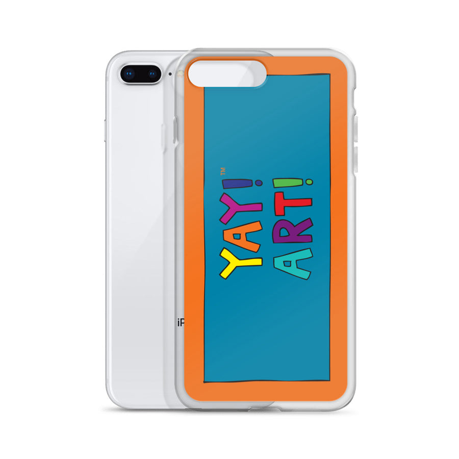 YAY! ART! iPhone Case