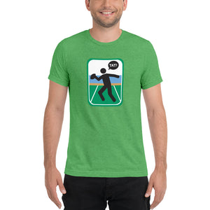 UNISEX PICTO FOOTBALL Short sleeve t-shirt YAY T-SHIRTS