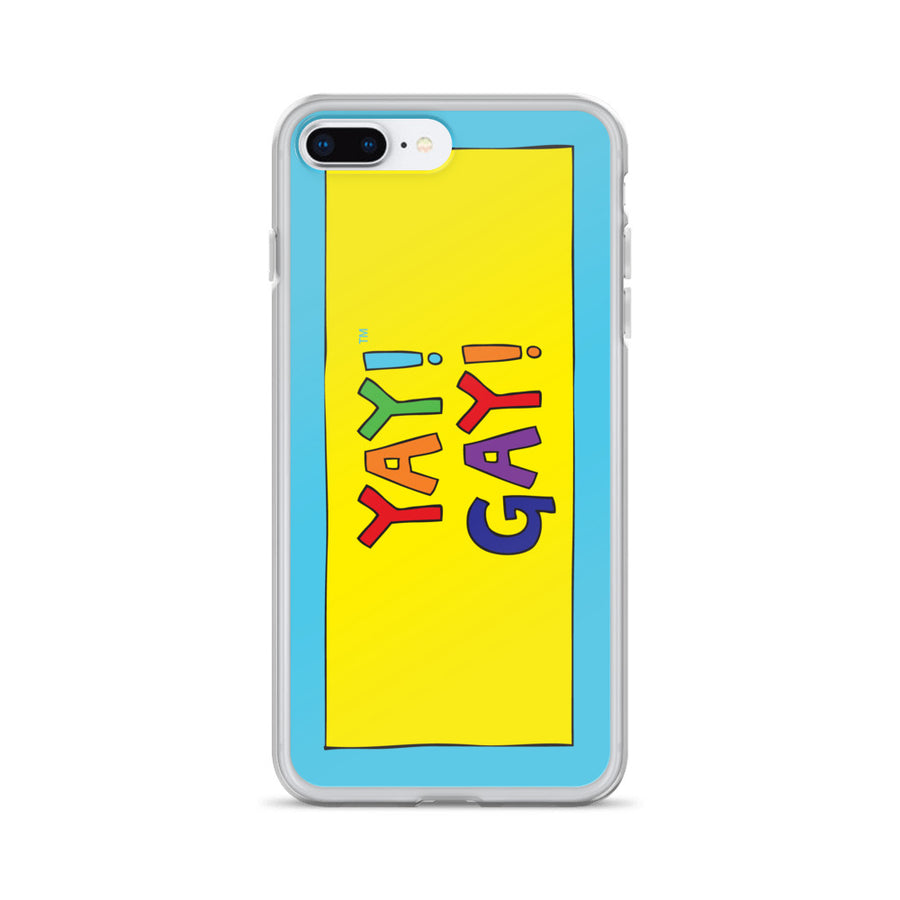 YAY! GAY! iPhone Case
