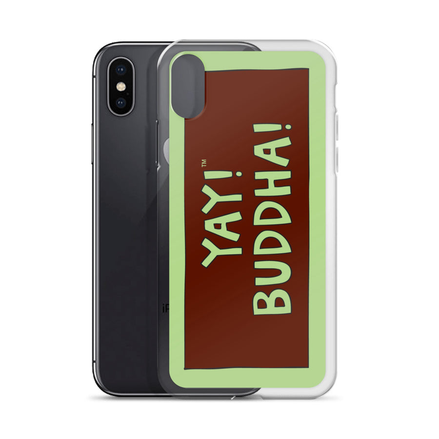 YAY! BUDDHA! iPhone Case