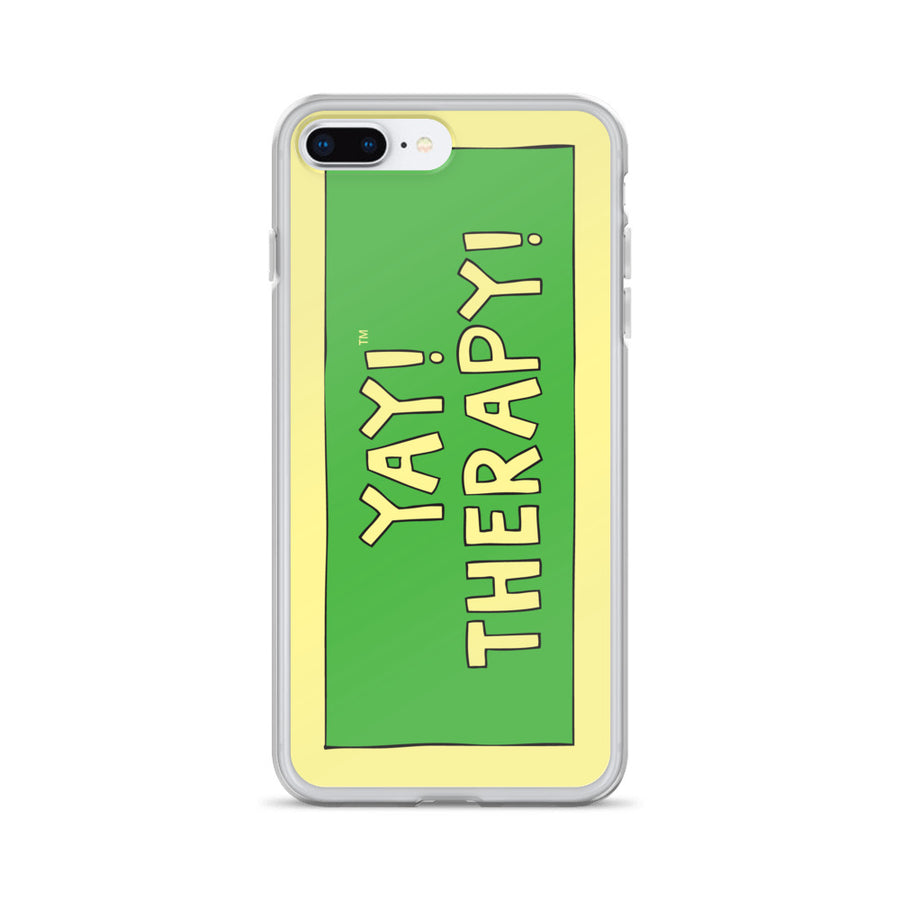 YAY! THERAPY! iPhone Case