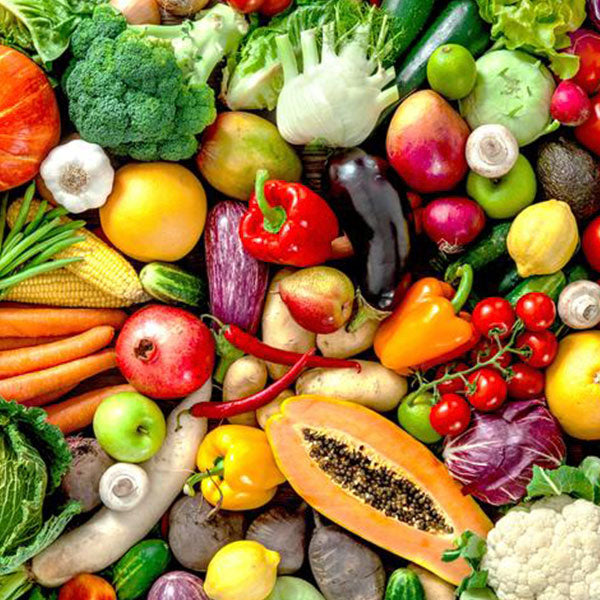 Benefits of a healthy diet for the skin