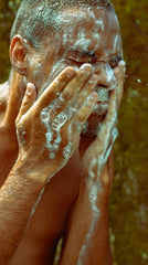 The effects of was using hot water on sensitive skin can seriously harm the skins protective barrier