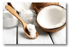 Grahams Natural coconut oil for skin