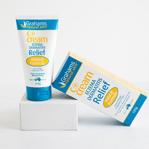 Eczema cream australia for eczema relief