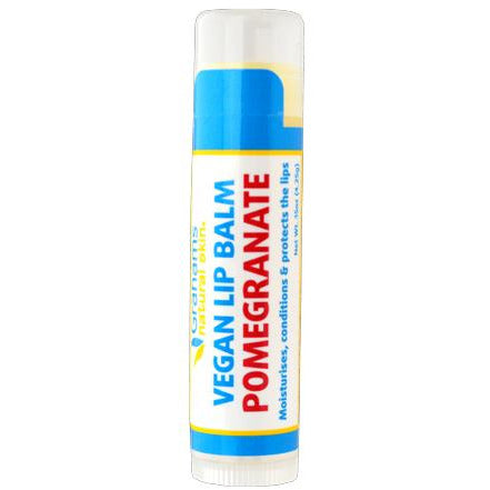 Vegan Lip Balm - Pomegranate